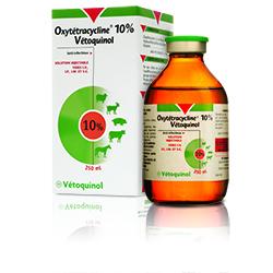 OXYTETRACYCLINE 10% VETOQUINOL
