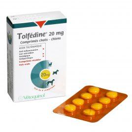 TOLFEDINE 20 MG