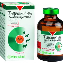 TOLFEDINE 4%