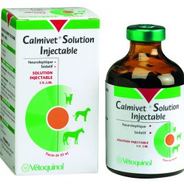 CALMIVET solution inj